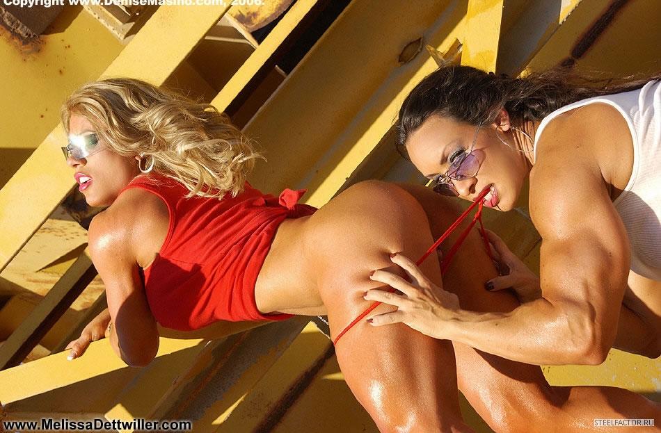 Секс с девушками бодибилдерами онлайн 18 фотография
