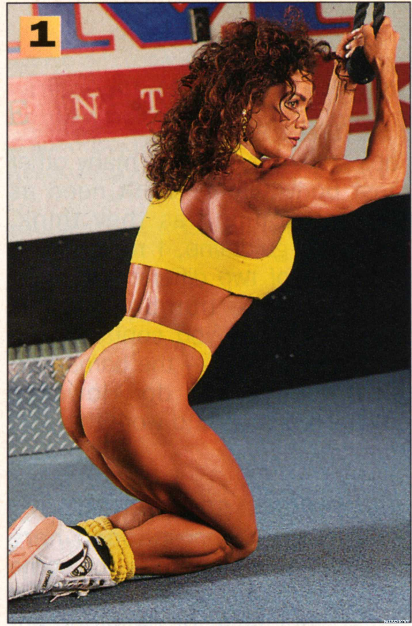 Muscle woman szex picture exposed image