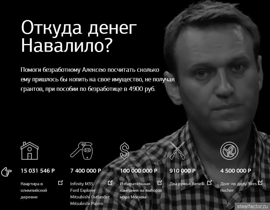 эти методы демотиватор навальный где деньги как вера